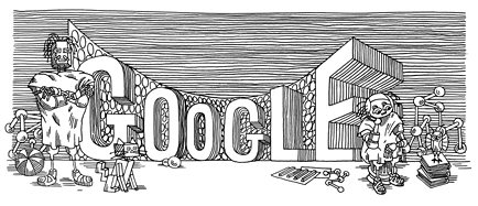 Doodle Stanislaw Lem