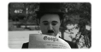 Doodle conmemorativo Nacimiento Charlie Chaplin