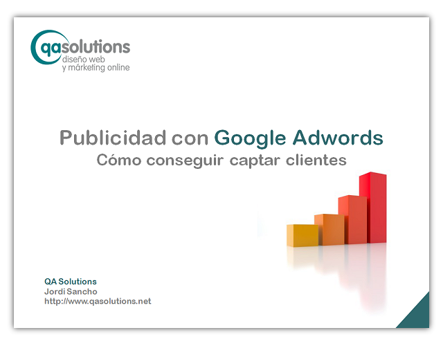 Taller de publicidad con Google Adwords