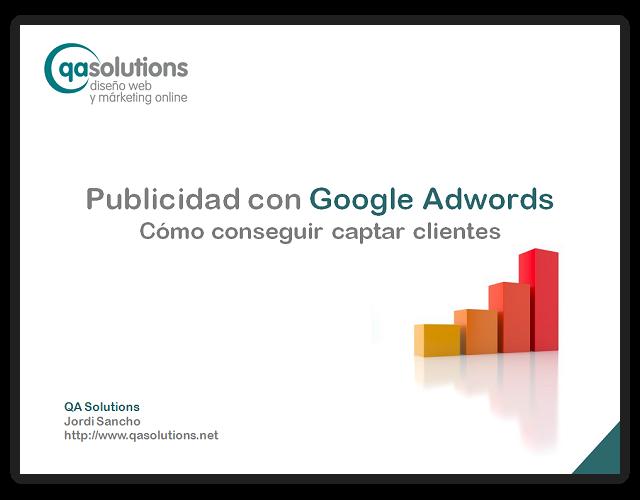Taller de publicidad con Google Adwords