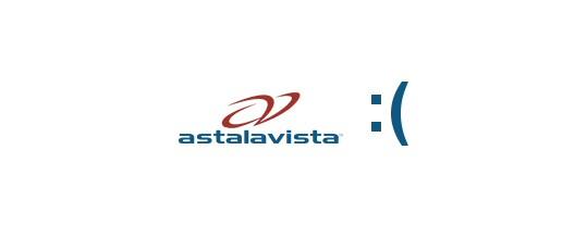 Cierra Altavista. Descanse en paz