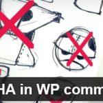Plugin antispam para WordPress con reCaptcha