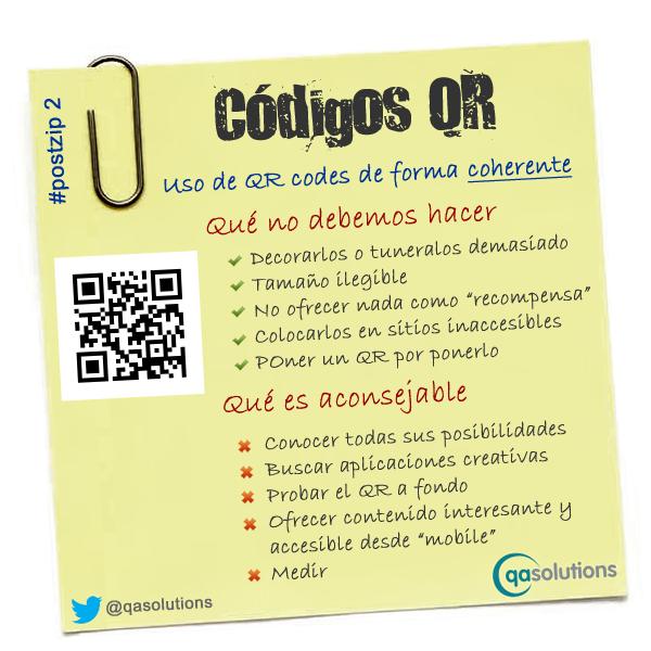Infografia códigos qr